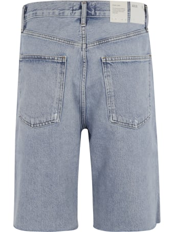 AGOLDE 90's Mid Rise Loose Shorts