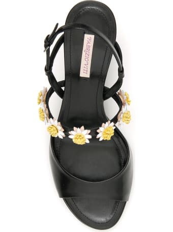 Fabrizio Viti Bea Open-toe Heeled Sandals
