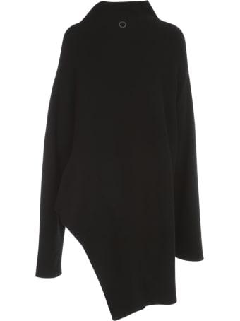 Oyuna Knitted Curved Slide Dress