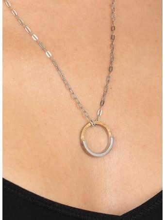 Maison Margiela Silver Necklace