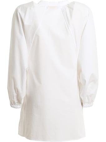 Tory Burch Puffed Sleeve Tunic