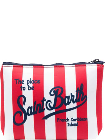 MC2 Saint Barth Striped Bag
