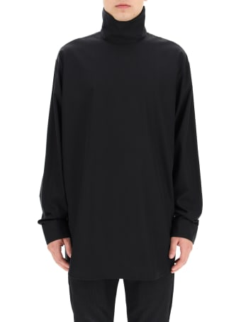 FEAROFGODZEGNA Zegna X Fear Of God Minimal Oversized Shirt