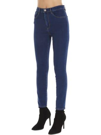 3x1 'high Rise Skinny Crop' Jeans