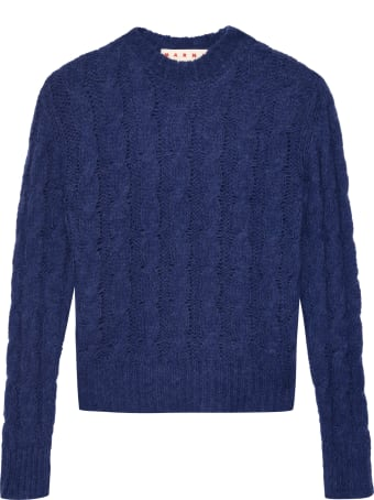 Marni Cable Knit Pullover