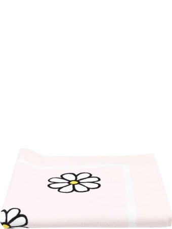 Moschino Beach Towel With Print
