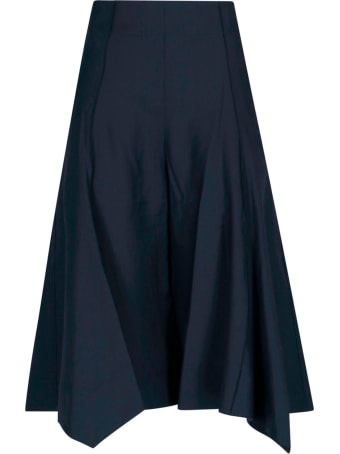 Eudon Choi Wide Leg Trousers