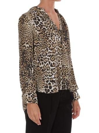 Zadig & Voltaire Leopard Shirt