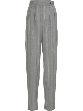Giorgio Armani Chevron Trousers