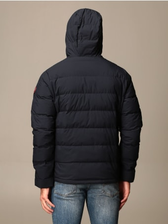 Museum Jacket Justin Museum Down Jacket In Padded Technical Fabric