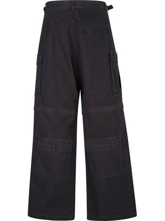Seven London Distressed Detail Skinny Jeans
