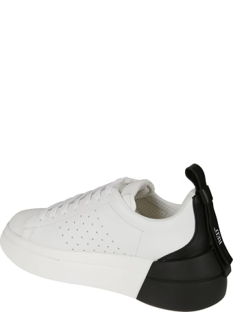 RED Valentino Perforated Sneakers