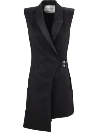 1017 ALYX 9SM Black Cotton Vest