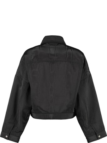 032c Techno Fabric Jacket