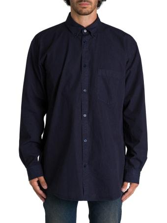 Balenciaga Camicia Logo Shirt Manica Lunga