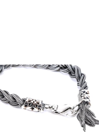 Emanuele Bicocchi Silver Bracelet