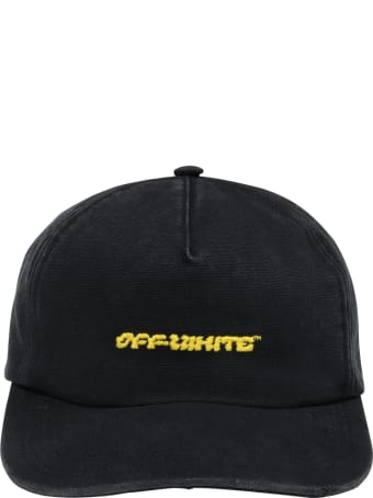 Off-White Disrupted Font