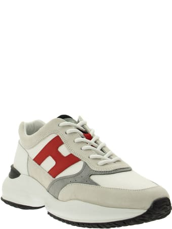 Hogan Interaction Sneakers Grey