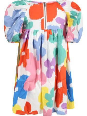 Stella McCartney White Dress For Girl