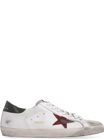 Golden Goose Superstar Leather Low-top Sneakers