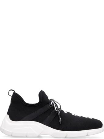 Prada Knit Low-top Sneakers