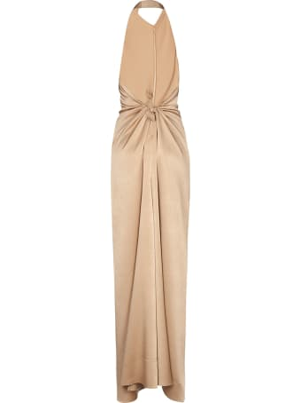 Stephan Janson Halterneck Dress