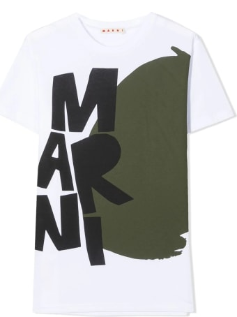Marni Print T-shirt