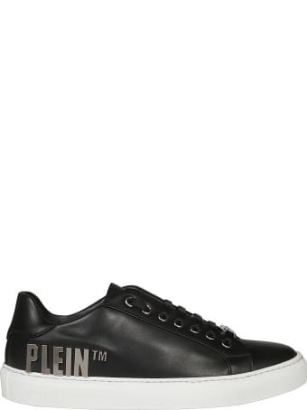 Philipp Plein Low-top Logo Plaque Sneakers