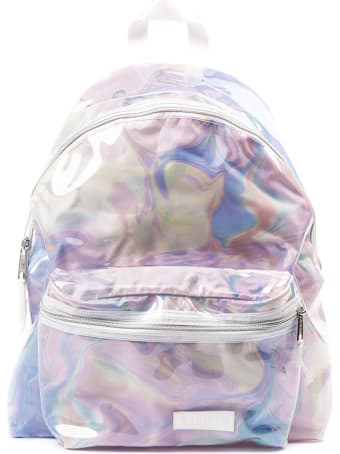 Eastpak Padded Pack'r Marble Transparent