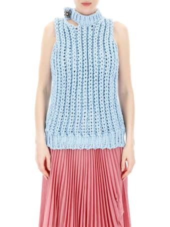 Calvin Klein Sleeveless Knit Top