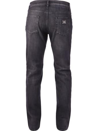 Dolce & Gabbana Branded Jeans