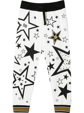 Dolce & Gabbana Millenials Star Sport Trousers