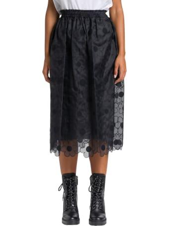 Moncler Genius Tulle Skirt By Simone Rocha