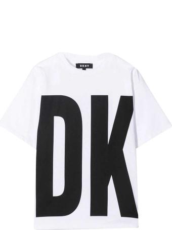 DKNY White T-shirt