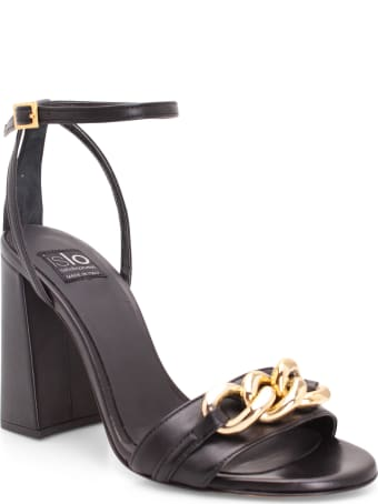 Islo 'giove' Leather Sandals