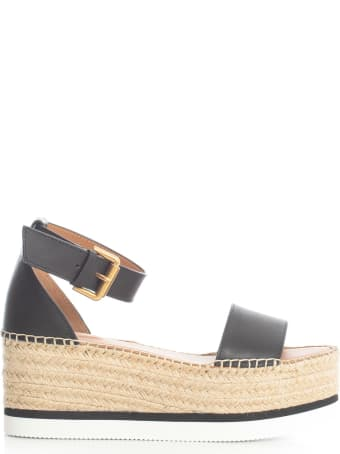 See by Chloé Glyn High Sandals W/strap On Ankle
