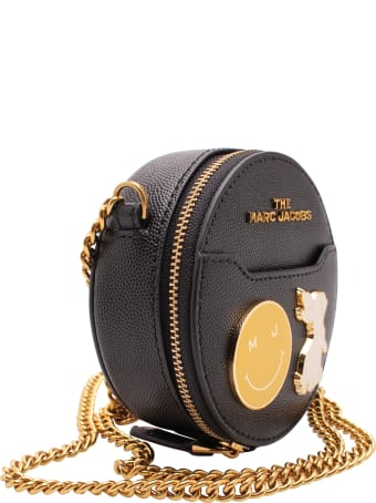 Marc Jacobs 'charm' Leather Shoulder Bag