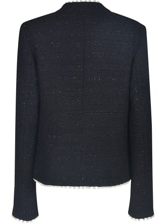 Giambattista Valli Embellished Open Jacket