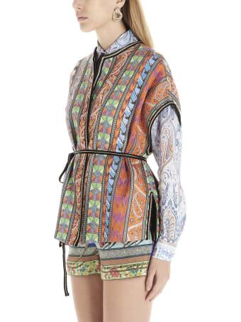 Etro 'tappezzeria' Vest