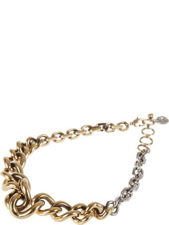 Alexander McQueen Chain Necklace