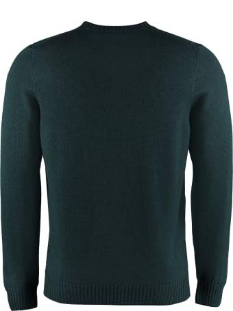 Drumohr V-neck Wool Sweater