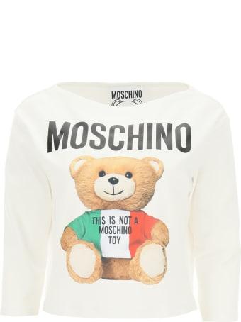 Moschino Italian Teddy Bear T-shirt