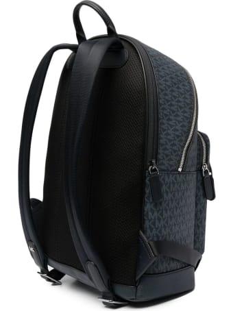 Michael Kors Solid Mk Sig Sm Commuter Backpack