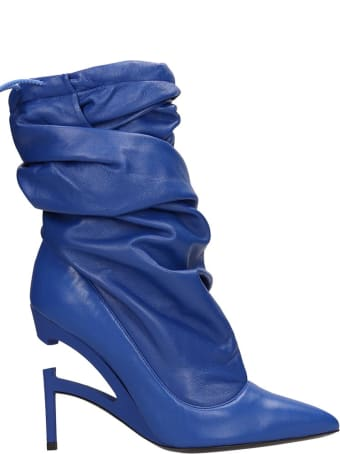 Ben Taverniti Unravel Project Wrapped Pump Ankle Boots