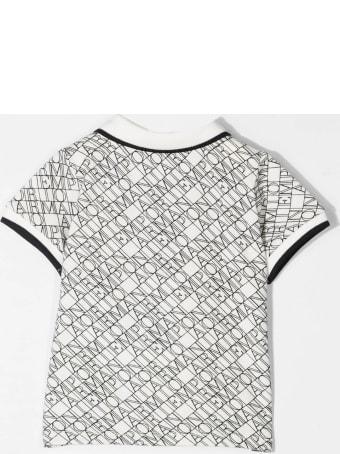 Emporio Armani Polo Shirt With Print