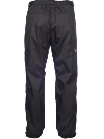 Prada Tailored Nylon Pants