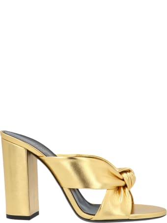 Saint Laurent 'loulou' Shoes