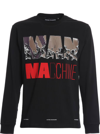 United Standard Manchine Ls Shirt