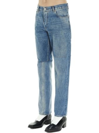 Martine Rose 'two Piece' Jeans