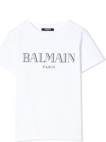 Balmain Print T-shirt